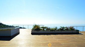 Exceptional property above Monaco - Propriété d'exception au dessus de Monaco