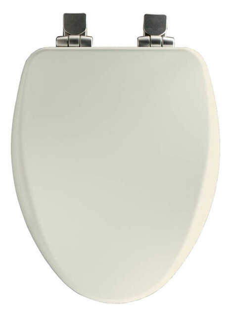Church 18170nisl 000 Wood Elongated Slow Close Toilet Seat