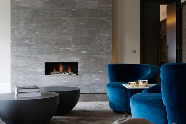 Contemporary  by Tollgard Design Group
