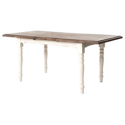 Farmhouse Dining Tables by The Khazana Home Austin Furniture Store