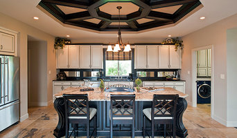 Kitchen countertops by Luxury Countertops