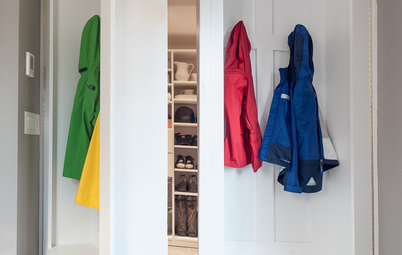 Room of the Day: This Mudroom Is Just Plain Hot