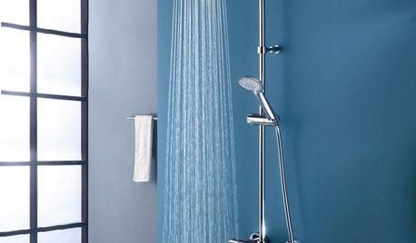 Por qué deberías instalar grifería termostática en el baño