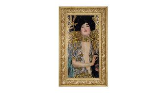 "Gustav Klimt ""Judith with the head of Holofernes"""