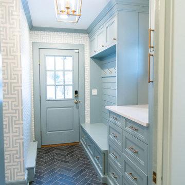 Kitchen & Bathroom Expansion - Westfield, NJ