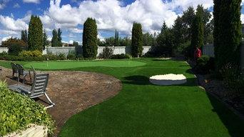 The Backyard Golf Project