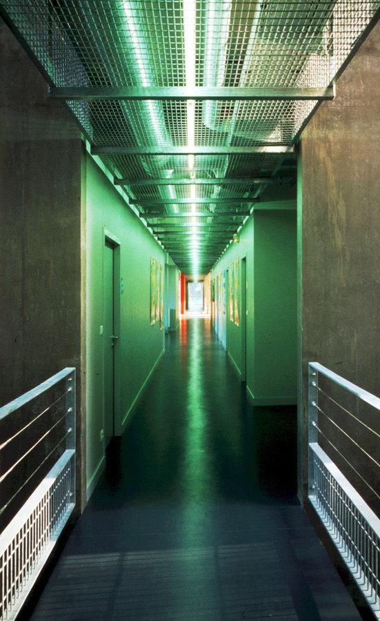 agence J. FERRIER - Laboratoire ISOMER à Nantes