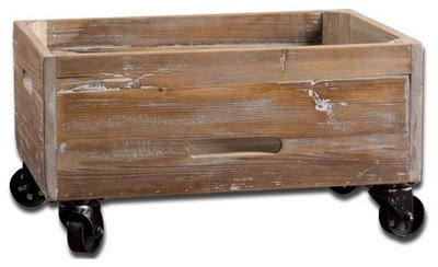 Amazing Rustic Storage Bins And Boxes by Innovations Interior Design u Designer Home Decor