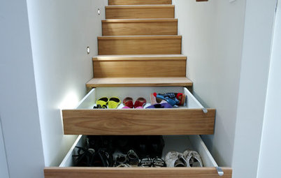 Conquer Clutter With Drawers: 14 Inventive Solutions