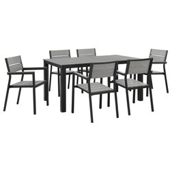 Contemporary Outdoor Dining Sets by Modway