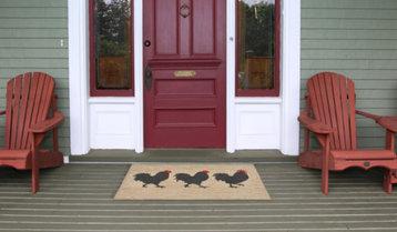 Rustic Front Door Finds Under $75