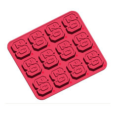 NC State Wolfpack Ice Tray and Candy Mold, Set of 2