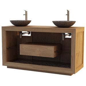 Sumatra Bathroom Vanity Unit, 150 cm