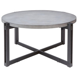 Industrial Coffee Tables by Silverwood