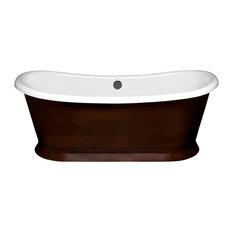 Sawyer 7131 Tub Only, Smooth Dark Copper
