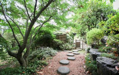 Проект недели: Японский сад на итальянской вилле