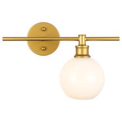Transitional Bathroom Vanity Lighting by Elegant Furniture & Lighting