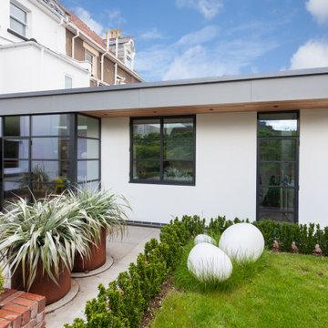 Modern Extension and Garden Design for Period Property in Westbury on Trym, Bris