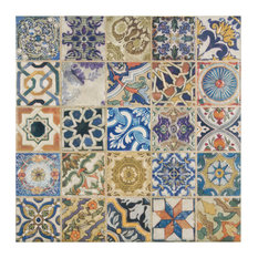 SomerTile - SomerTile Azorin Arenal Decor Ceramic Floor and Wall Tile -  Wall And Floor Tile