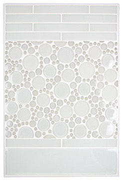 White Bubble - Wall And Floor Tile