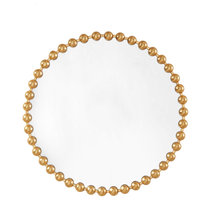 Madison Park Marlowe Decor Mirror, Gold