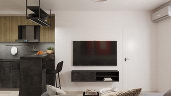 Квартира 42м_ЖК Большой