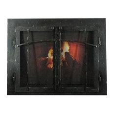Fireplace screens houzz - Houzz fireplace screens ...