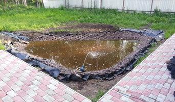 Водоемы, бассейны, оформление водоемов от АРТ-Бордюр