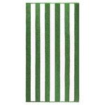 Luxor Linens - Anatalya Classic Resort Beach Towel 1, Green, 1-Piece Set - Product Details
