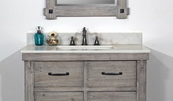 Bathroom Vanities for Every Budget With Free Shipping