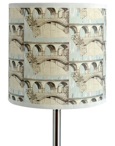 Viaduct Small Drum Light Shade - Lampshades
