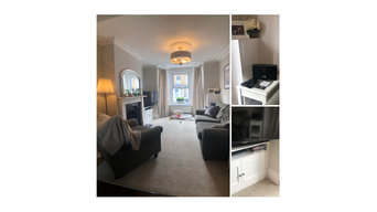 Home Staging - Before