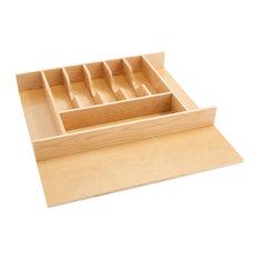 """Rev-A-Shelf Cutlery Trim 2-7/8x20-5/8"""" Wood, 2-3/8"""""""