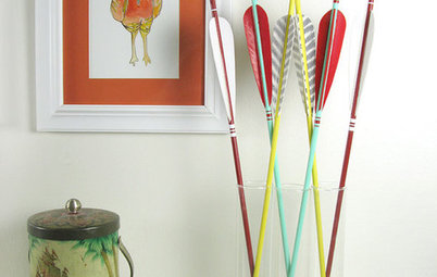 On Trend: Feather Decor Makes Rooms Soar