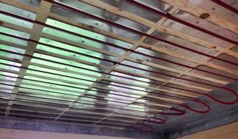 Radiant Ceiling Renovation