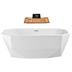 Contemporary Bathtubs by Bathroom Bazzar