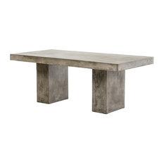 Saber Concrete Dining Table