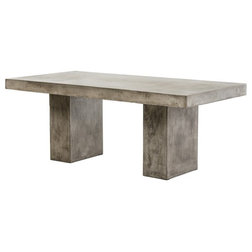 Industrial Outdoor Dining Tables by Modern Miami Furniture