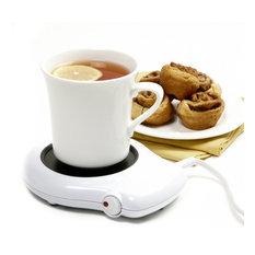 Norpro White Cup Warmer