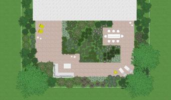 Progettazione a distanza giardino