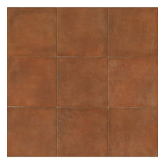 "Cotto Nature 14""x14"" Matte Porcelain Field Tile, Sicilia"