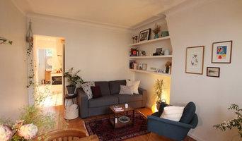 2 pièces Paris 18e | 33 m²