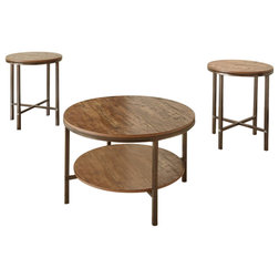 Transitional Coffee Table Sets by GwG Outlet