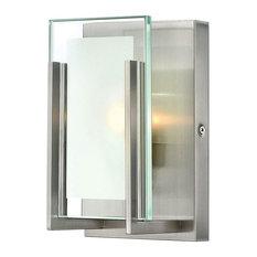 Hinkley Lighting   Hinkley Lighting 5650 LED2 Latitude 1 Light LED Bathroom  Sconce,