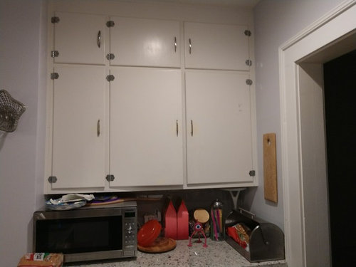 Help With Painted Cabinets Latex Over Oil