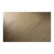 "9""x72"" Modin Rigid Vinyl Plank Flooring, Click Installation, Sutton, Set of 5"