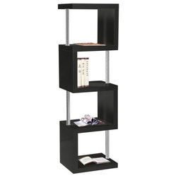 Contemporary Bookcases by Furniture Import & Export Inc.