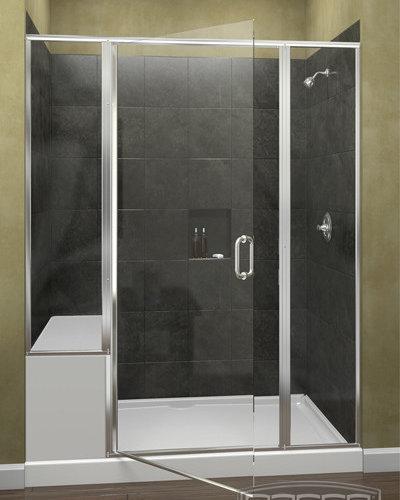Bathroom Designs Basco Shower Doors - Shower Doors & Bathroom Designs: Basco Shower Doors pezcame.com