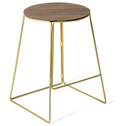Midcentury Bar Stools And Counter Stools by Houzz