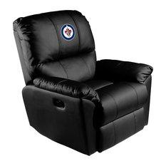 Winnipeg Jets NHL Rocker Recliner